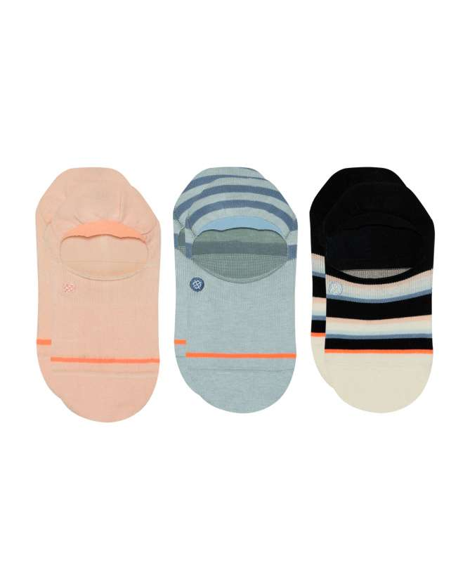 Pack 3 Stance Uncommon Solids Back to Basic