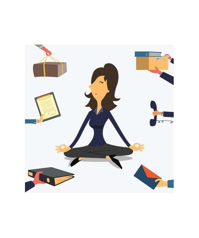 Gérer le stress, la pression et le changement