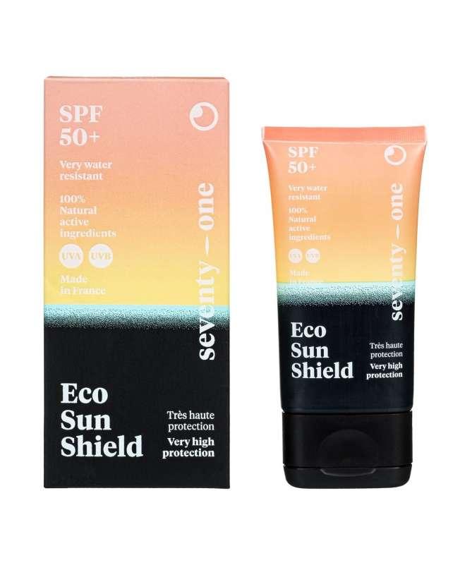 Crème solaire SeventyOne Eco Sun Shield SPF 50+