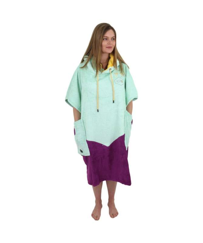 Organic Poncho All In