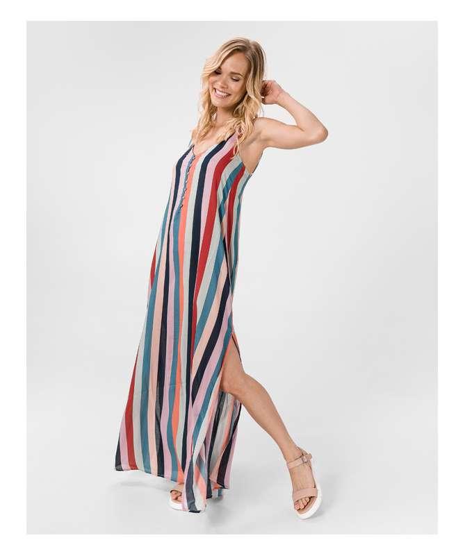 Belinda Aop Long Dress