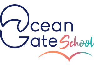Logo ocean gate school